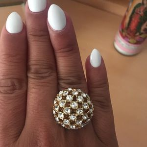 Kate Spade Dome Cocktail Ring